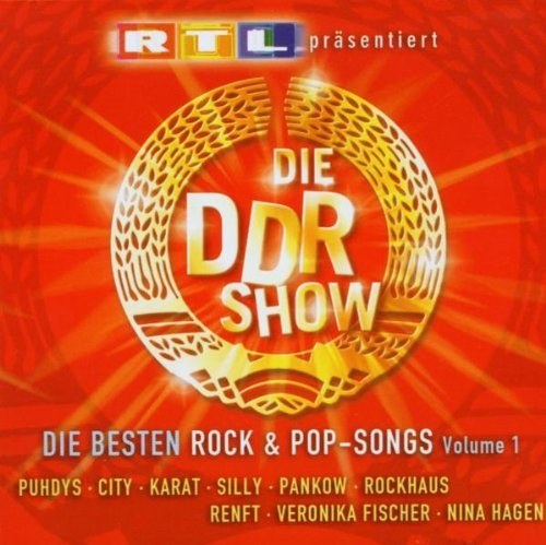 Die Ddr Show - Die Besten Rock & Pop Songs V.1 by Various Artists