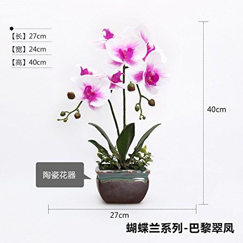 interni-arredamento-minimalista-sala-da-pranzo-ornamenti-floreali-di-emulazione-phalaenopsis-parigi-