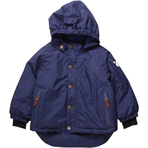 Fred's World by Green Cotton Jungen Jacket Boy Jacke, Blau (Navy 019392001), 122 Green Cotton Jacke