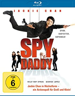 Spy Daddy [Blu-ray]