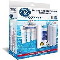 Pack 4 Filtros Ósmosis Inversa