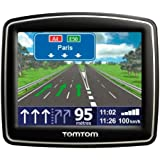 TomTom ONE V5 IQ Routes Edition Europe Navigationssystem ( 3.5 Zoll Display,starrer Monitor, 4:3,Kontinent )