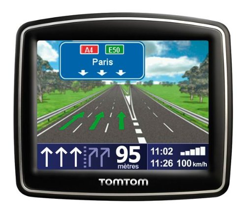 TomTom ONE V5 IQ Routes Edition Europe Navigationssystem (Kontinent) 42 Wide Lcd