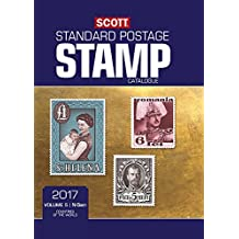 Scott Standard Postage Stamp Catalogue 2017: Countries of the World: N-Sam