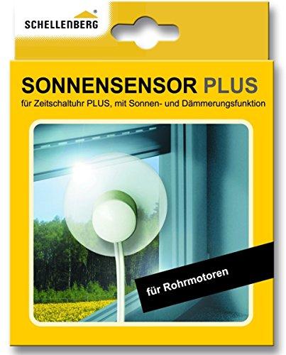 Schellenberg 25556 Sonnensensor Plus, 1.5 m für 25555