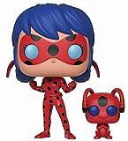 Figura POP! Miraculous Ladybug with Tikki