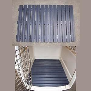 Caillebotis PVC pour cage de Transport