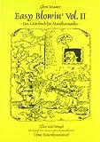 Easy Blowin' Volume 2: Das Liederbuch für Mundharmonika, incl. CD