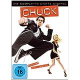 Chuck - Die komplette dritte Staffel