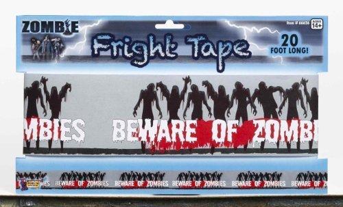 Zombie Absperrband (Absperrband mit englischer Aufschrift