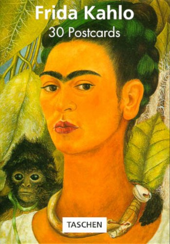 Frida Kahlo (PostcardBooks)
