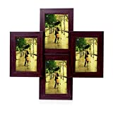 WENS 4-Picture MDF Photo Frame (20 inch ...