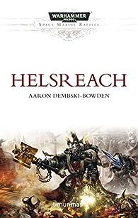 Helsreach par Aaron Dembski-Bowden