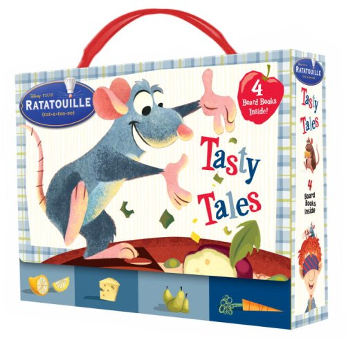 Tasty Tales (Ratatouille)