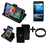TOP SET: 360° Schutz Hülle Smartphone Tasche für Siswoo