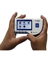 Global Care Market® Moniteur ECG portable avec écran LCD + Câble ECG externe Set (PC-80B, la FDA et certifié CE Model)