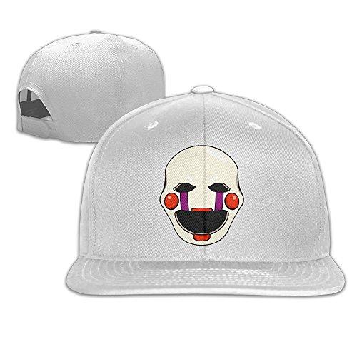 teenmax-cappellino-da-baseball-uomo-white-taglia-unica