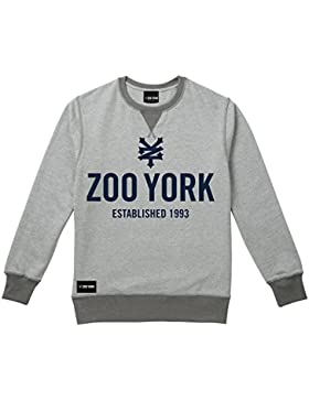 Zoo York Templeton, Felpa Uomo