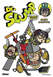 Dr Slump Perfect Edition Tome 13