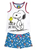 Girls Girls Snoopy® Shortie Pyjamas Ages 7 8 9 10 11 12 13 14 15 16 Years Short (11-12 Years)