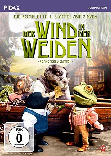 Der Wind in den Weiden, Staffel 4 - Remastered Edition (The Wind in the Willows) / Die kom Preisvergleich