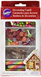 Wilton Christmas Gingerbread House Decorating Kit-Brights, Other, Multicoloured