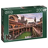 Falcon de luxe Roman Baths 200 Piece Jigsaw Puzzle (X-Large)