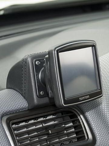 KUDA Console de navigation (LHD) pour: Navi Fiat Doblo à partir de 03/2010Opel Combo/Mobilia/Cuir synthétique noir