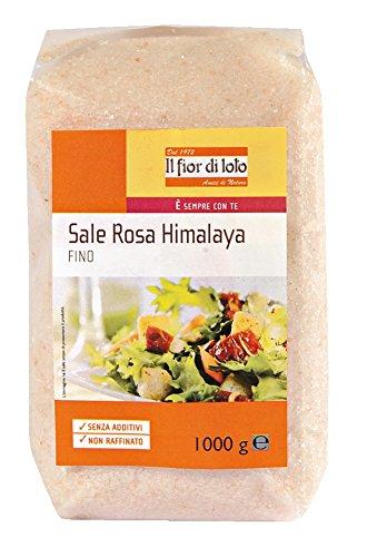 Fior di Loto Sale Himalaya Fino - 1000 gr