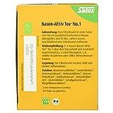 Salus Bio Basen-Aktiv Tee, 40 Beutel, 72 g
