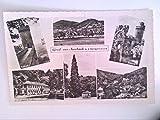 AK. Auerbach an der Bergstrasse. Mehrbildkarte mit 6 Abb. s/w.