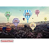 FISHERMAN'S FRIEND Variety Pack - 7 different flavours with Souvenir Tin