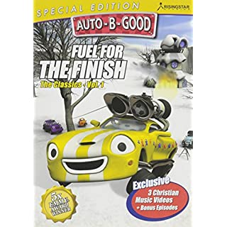 Auto-B-Good Double: Fuel for the Finish + Driving it Home [DVD] [NTSC]