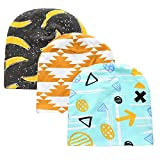 Baby Boy Girl Photography Props 3 Pack Gift Set Crocodile Fox Round Hat Cap