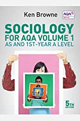 Sociology for AQA, Vol. 1: AS and 1st-Year A Level Paperback