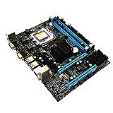 Placa Base G31 Computer Dual-Core 771 Placa Base LGA 775 Tarjeta Madre 771/775 Placa Dual DDR2 VGA Alta compatibilidad