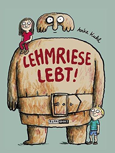Cover des Mediums: Lehmriese lebt!