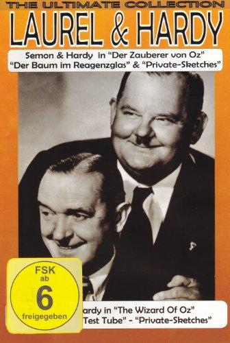 (Laurel & Hardy - The Ultimate Collection 1 - Der Zauberer von Oz (Dick und Doof))