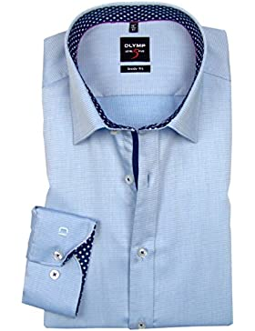OLYMP Bezner KG - Camisa formal - Básico - Clásico - para hombre