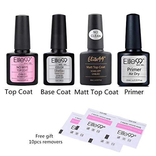 Elite99 Esmaltes Semipermanentes de gel UV LED