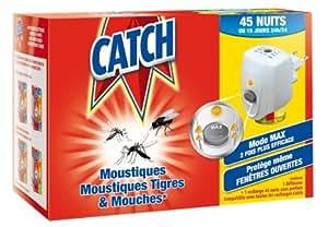 catch - Diffuseur Electrique Mouches & Moustiques Mode Max