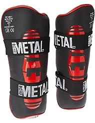 Metal Boxe Protège-tibias