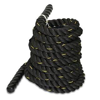 FOBUY Battle Rope Undulation Fitness Exercise (38mm * 9M)