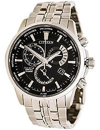 Citizen Analog Black Dial Men's Watch - BL8140-80E
