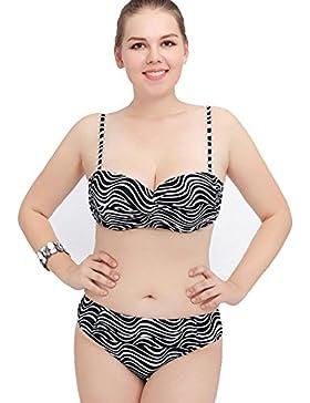 Donna Stripes Sling Beach Spli