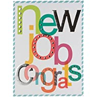 Hallmark New Job Card 'Happy Successful Future' - Large