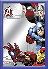 Idea Regalo - Close Up Specchio da parete The Avengers Trio