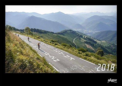 quäldich.de-Rennrad-Kalender 2018: Mit 13 Bildern und 12 Touren durch das Radsport-Jahr 2018