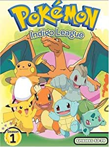 Pokemon Season One: Indigo League Pt.3 T [Import USA Zone 1]