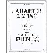 CARACTER LATINO (ESPAÑOL)
